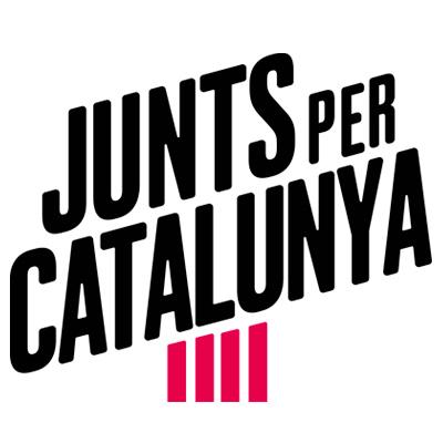 Logo Junts per Cardona