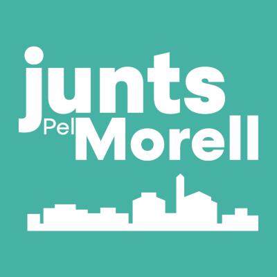 Logo Junts pel Morell
