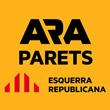 Logo Grup municipal Ara Parets Esquerra Republicana - AM