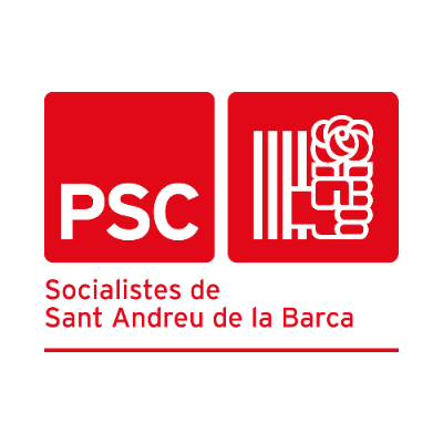 Logo Partit Socialista de Catalunya