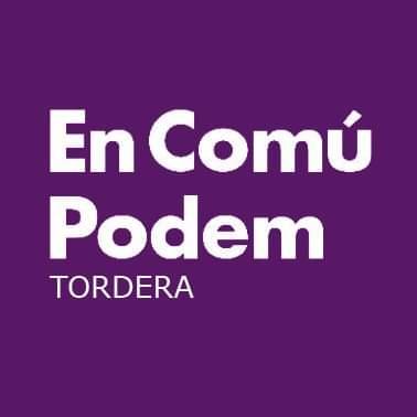 Logo En Comú Podem Tordera - En Comú Guanyem (ECP-T-ECG)