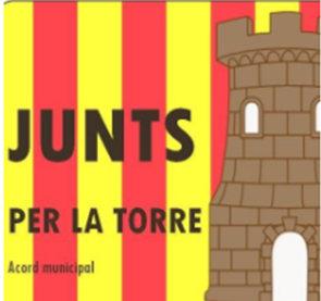 Logo Junts per la Torre - AM
